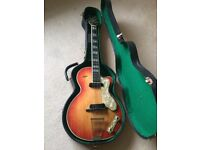Hofner Club 60 made in 1959 all original with OHSC