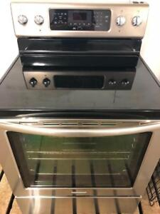 "$2,031.74 For Only $795 KitchenAid 30"" Stainless Steel Convection Stove, Excellent Condition"