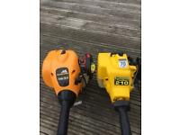 Strimmers/brush cutters