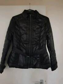 Woman's coat size 12-14