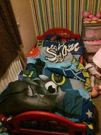 Single toddlers bed BARGAIN!!