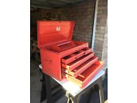 Metal tool box for sale