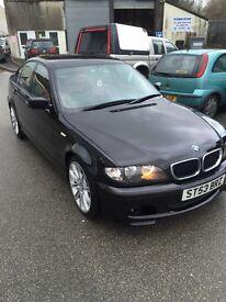 2003 BMW 320d M Sport - low miles, high spec!