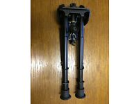 "Harris type bipod 7-12"" Perfect for bench rest"