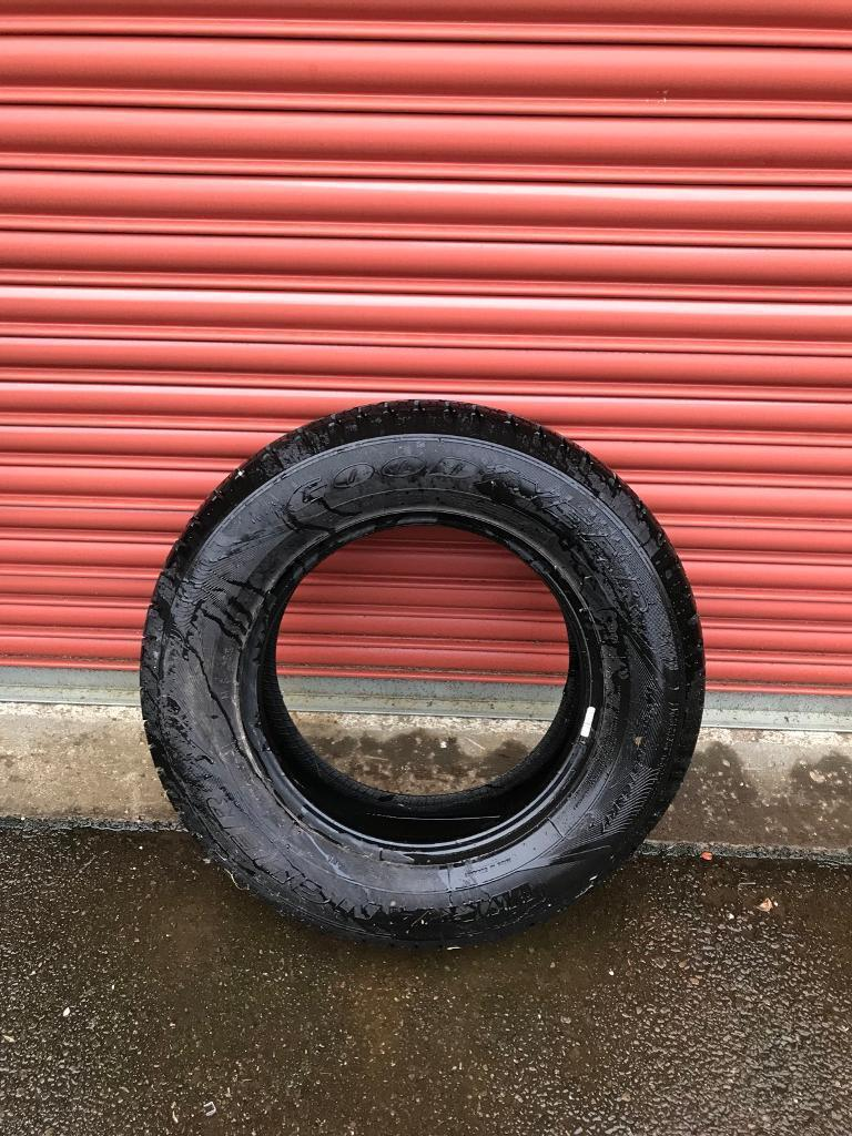 Goodyear Wrangler all weather tyres