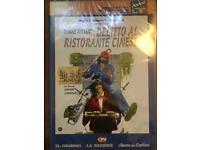 Delitto Al Ristorante Cinese - DVD - Italian Cult Comedy