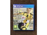 FIFA 17 for Sony Play Station 4