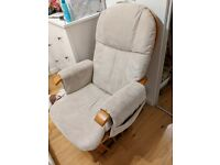 Nursing/rocking chair