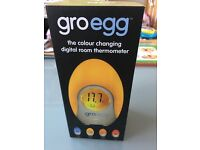 GroEgg - room thermometer