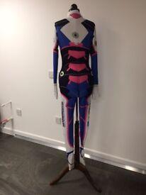 D.VA Overwatch Body Suit Costume