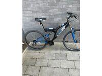 Muddyfox city bicycle