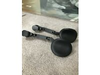 Pair of Ergo Rest Workstation Forearm Supports