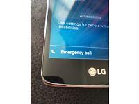LG l8 indigo smart phone