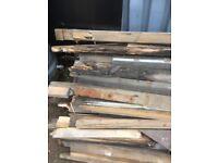 Free firewood or Nov 5th bonfire