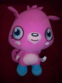Moshi Monsters Poppet Cuddly Toy IP1