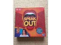 **REDUCED** Speak out game