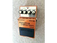 Boss DA-2 Adaptive Distortion DA-2 Guitar Effects Pedal