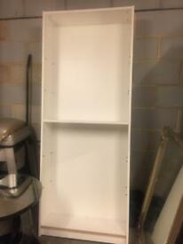IKEA shoe storage shelving
