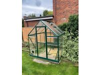 Greenhouse for free RESERVED NOT AVAILABLE