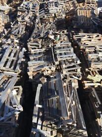 Broken pallets (firewood)