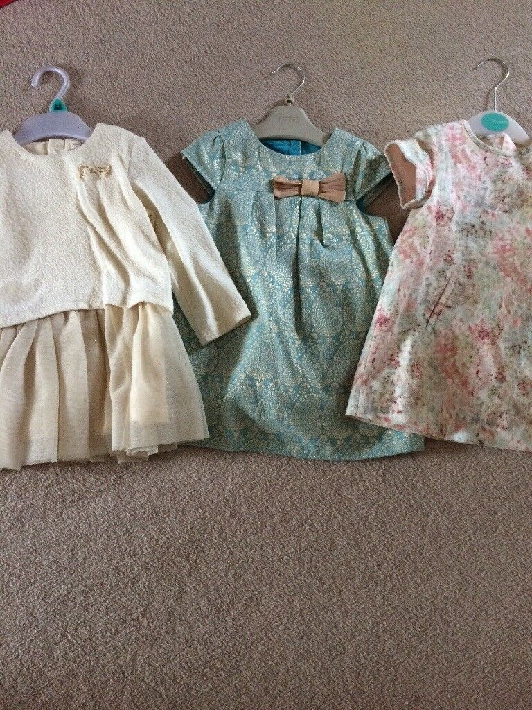 Girls dresses age 2