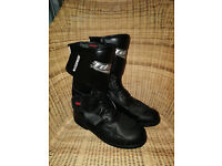 Cube Motorcycle Jacket, Trousers and Boots