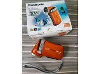 Panasonic hand held camcorder