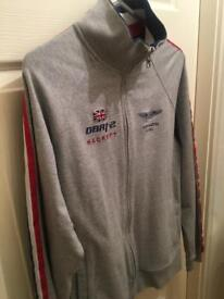 Men's hackett Aston Martin racing jacket for sale like new