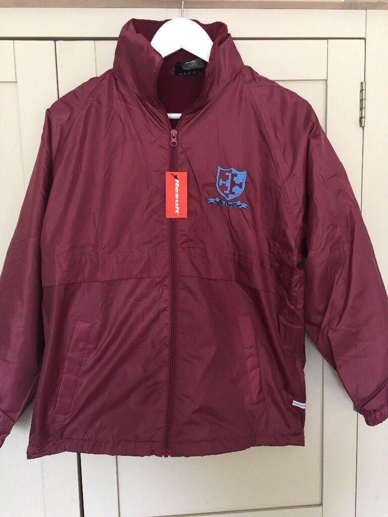 4df499093 SChool trends lightweight fleece lined waterproof jacket | in Clayton-le ...