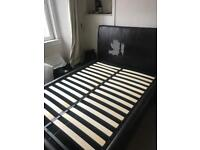 FREE Double ottoman bed - COLLECTION ONLY