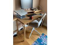 Wood Effect Desk / Table