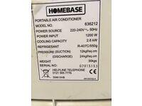 homebase portable air conditioner