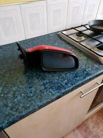 Vauxhall astra driver side electric mirror