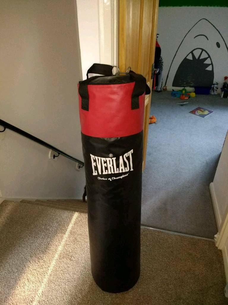 Boxing Heavy Bag