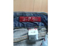 7 for all Mankind jeans Size 25 (size 6)
