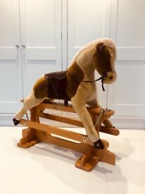 Original Merrythought Rocking Horse