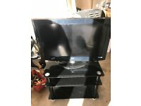 32 INCH LG TV & STAND
