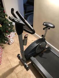 York Platinum 400HRC exercise bike