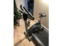 York Platinum 400HRC exercise bike
