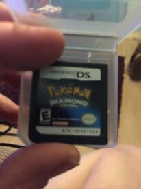 Pokemon pearl and diamond games