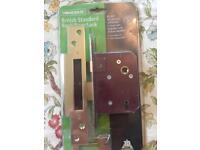 HOMEBASE British Standard Back Door Lock