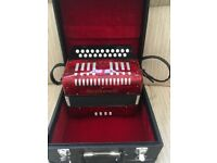 New, never been used Accordian, still in original box