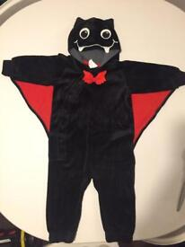 Baby Boy Girl 6-9 Months Halloween outfit unused