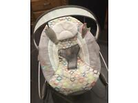 Baby ingenuity automatic bouncer