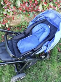 Can deliver - Oyster- pushchair / buggy