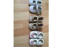 Baby girls pre-walker shoes
