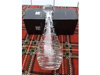 **** CRYSTAL DECANTER ****