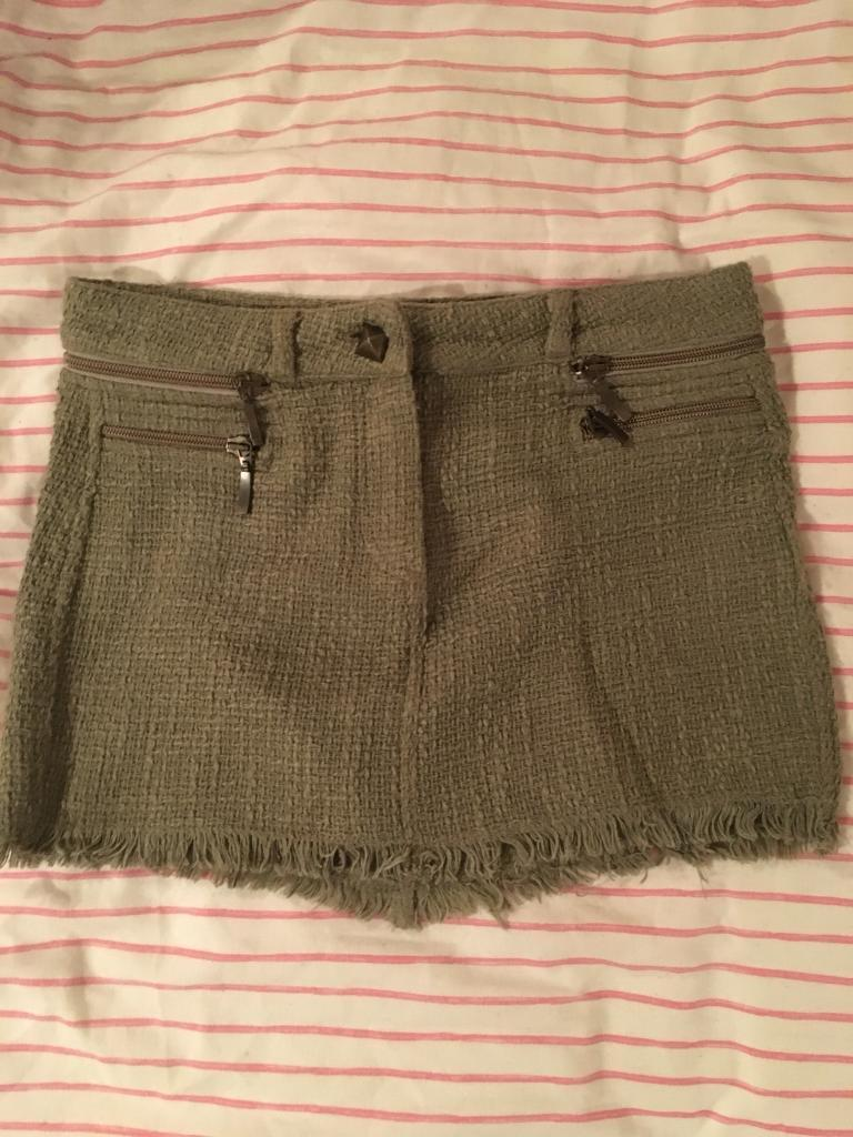 Pull and bear skirt size 8