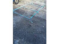 Ford transit mk3 metal roof rack