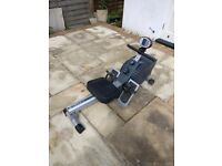 York R700 Rowing Machine. Good Condition, unused past 5 years due to working overseas.